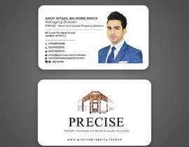 #166 untuk design my business card for real estate company oleh twinklle2