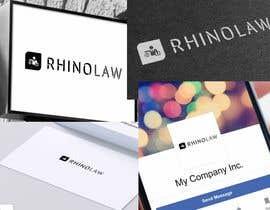 cesar883 tarafından Company Logo - Rhino Law için no 80