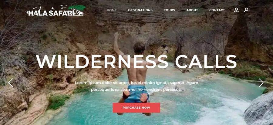 Penyertaan Peraduan #10 untuk Build a tour guide website