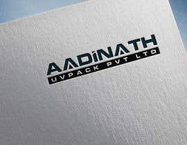 #34 для Logo of company aadinath uvpack pvt ltd от shfiqurrahman160