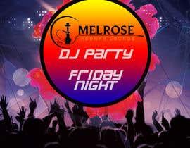 Shubho87 tarafından Flyer for DJ Party for Social Media Quickly and Poster Dimensions 457 × 610mm. için no 4