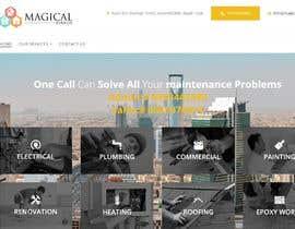 kawshair tarafından Refresh Design UI for a Real Estate Agent Personal Website için no 55