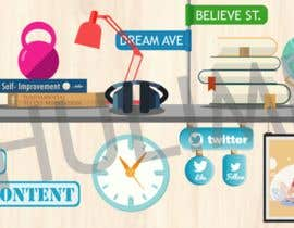 #1 untuk Create a Twitter Banner - specific design oleh fathulimran