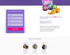 #26 для build a PSD landing page от EmmanuelThomas1