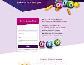#21 для build a PSD landing page от trimnsdesigns