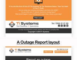 Nro 28 kilpailuun Build a Mail Chimp Template Layout käyttäjältä humaunkabirgub