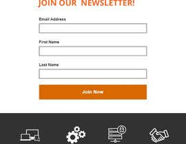 #5 untuk Build a Mail Chimp Template Layout oleh expandtheme