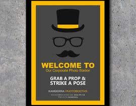 #28 dla Photo Booth Poster przez prominhaj