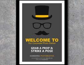 #29 dla Photo Booth Poster przez prominhaj
