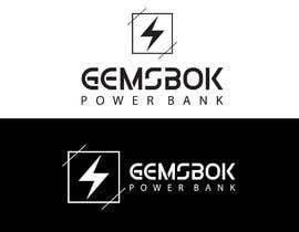 jahid343 tarafından logo for Gemsbok Power Bank için no 18