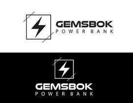 jahid343 tarafından logo for Gemsbok Power Bank için no 19