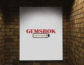 TayybaSiddique1 tarafından logo for Gemsbok Power Bank için no 14