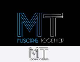 #35 cho Logo Design for Musicians Together website bởi JonesFactory