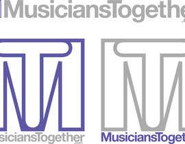 #4 для Logo Design for Musicians Together website от stanbaker