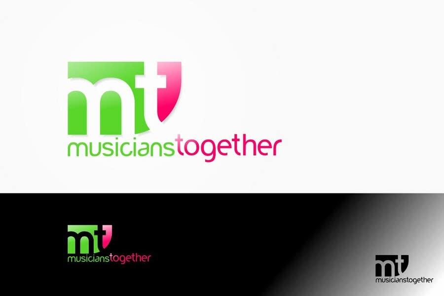 Entri Kontes #38 untukLogo Design for Musicians Together website