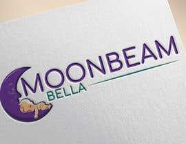 #135 untuk Moonbeam Bella Logo design oleh sk01741740555