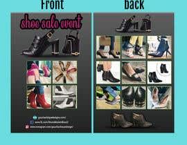 #26 pentru Create a post card for shoe sale event de către rkoshakib