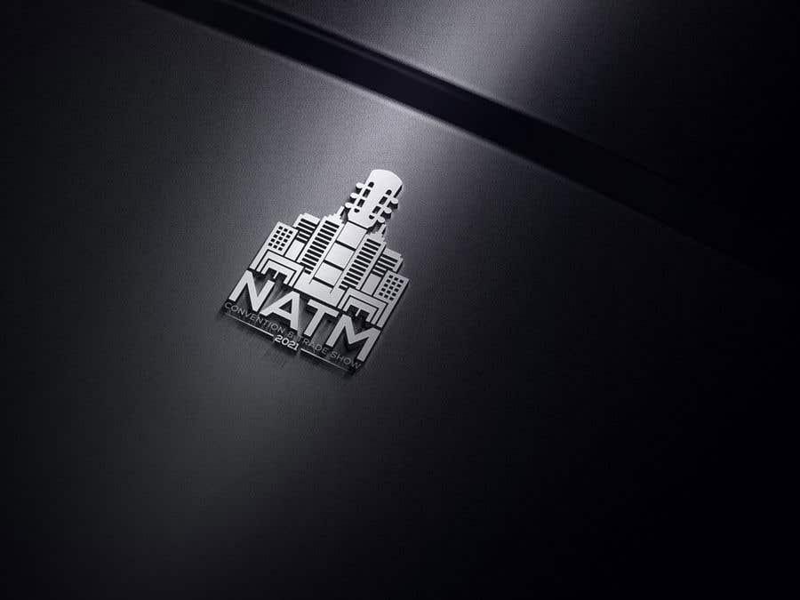 Konkurrenceindlæg #65 for NATM Convention & Trade Show Logo