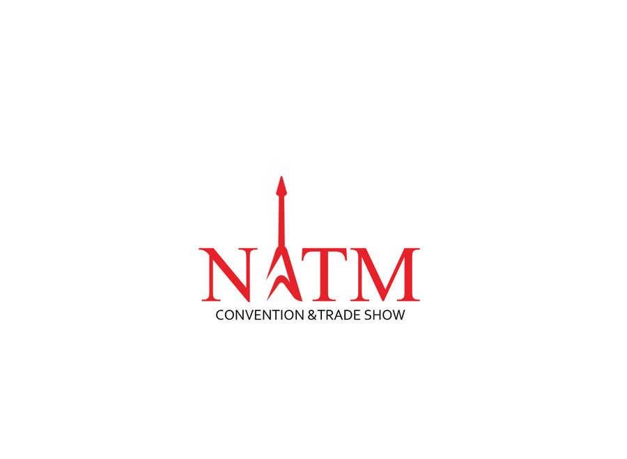 Konkurrenceindlæg #226 for NATM Convention & Trade Show Logo
