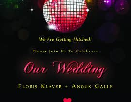 #67 cho Wedding Invitation bởi biditasaha