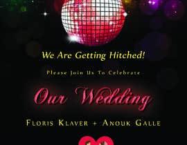 #70 for Wedding Invitation by biditasaha