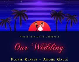 #71 pentru Wedding Invitation de către biditasaha