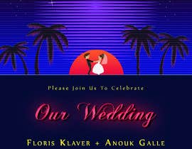 #71 cho Wedding Invitation bởi biditasaha