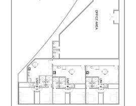 #6 pentru Floor plan for small mixed-use building de către gamezkaren