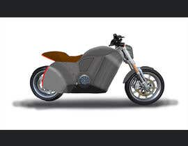 #14 for Design inspiration for electrical motorcycle by Bruno5cd