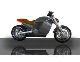 #19 for Design inspiration for electrical motorcycle by Bruno5cd