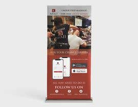 #68 for Promotional Roll Up Banner by rommanshahid