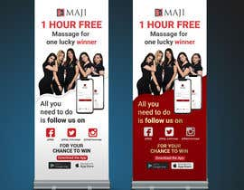 #64 for Promotional Roll Up Banner by prominhaj