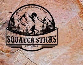 #81 for Squatch Sticks! af zeddcomputers