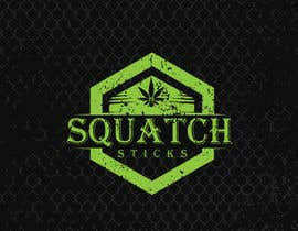 #5 for Squatch Sticks! af maxidesigner29