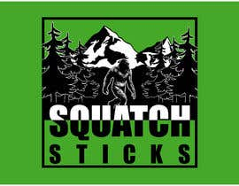 #102 for Squatch Sticks! af signx19