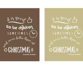 hennyuvendra tarafından Christmas Typography için no 15