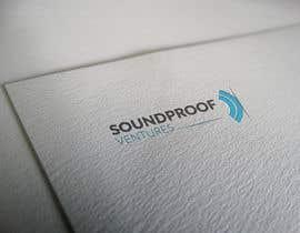 #219 untuk SoundproofLogo oleh RubinaKanwal