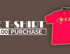 #31 cho Free T-Shirt banner bởi designmenia