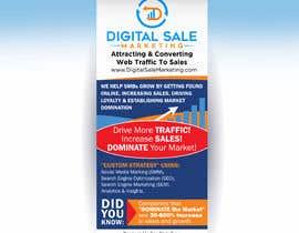 nº 101 pour Pull Up Banner Design For Digital Marketing Agency par deepakshan