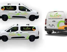 #45 for Create design for our service vehicle by alejandrorosario