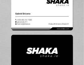 #258 for upgrade business card by Pictorialtech