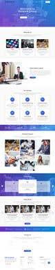"Konkurrenceindlæg #                                                2                                              billede for                                                 Design me a front page of a Corporate Website ""Balance"". Winner get a 400$ whole project!"