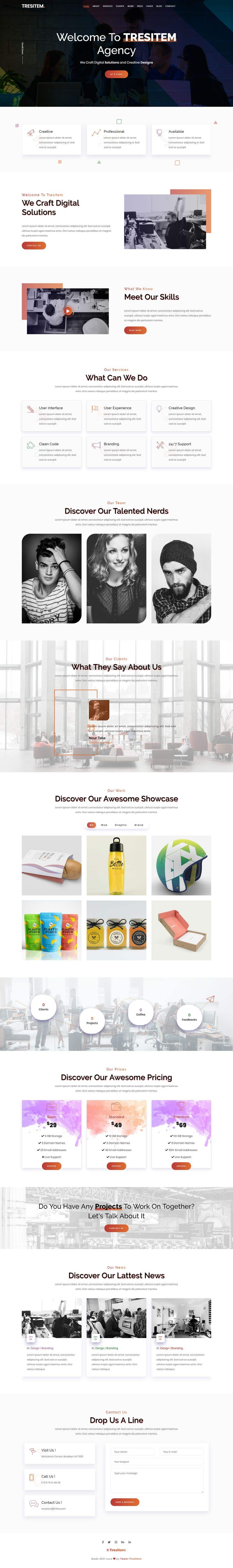 """Konkurrenceindlæg #                                        10                                      for                                         Design me a front page of a Corporate Website """"Balance"""". Winner get a 400$ whole project!"""