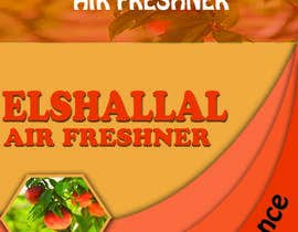 #12 for Shrink sleeve design for air freshener . by aghaa662