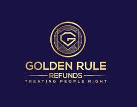 araddhohayati tarafından I need a logo designer for Golden Rule Refunds için no 866