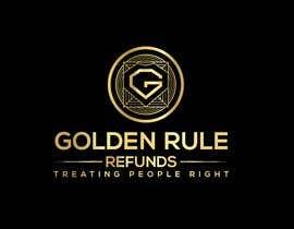 araddhohayati tarafından I need a logo designer for Golden Rule Refunds için no 868
