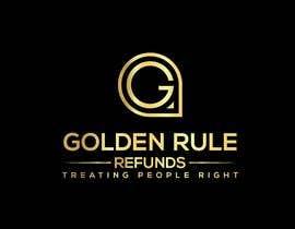 araddhohayati tarafından I need a logo designer for Golden Rule Refunds için no 870