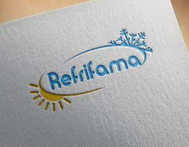 #3 para Logo Refrifama S.A.S Company de stcserviciosdiaz