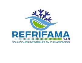 #6 para Logo Refrifama S.A.S Company de ricardoher