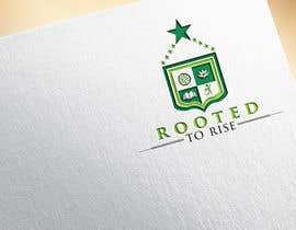 #81 для Rooted To Rise logo creation от zahanara11223